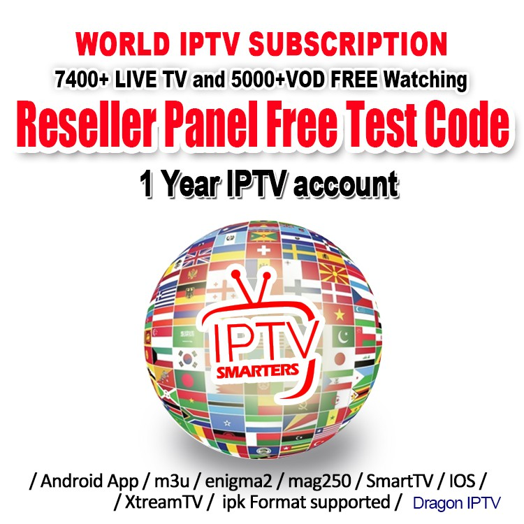 1 Year IPTV Smarters Suscription Singapore India Sports Live Channel + VOD