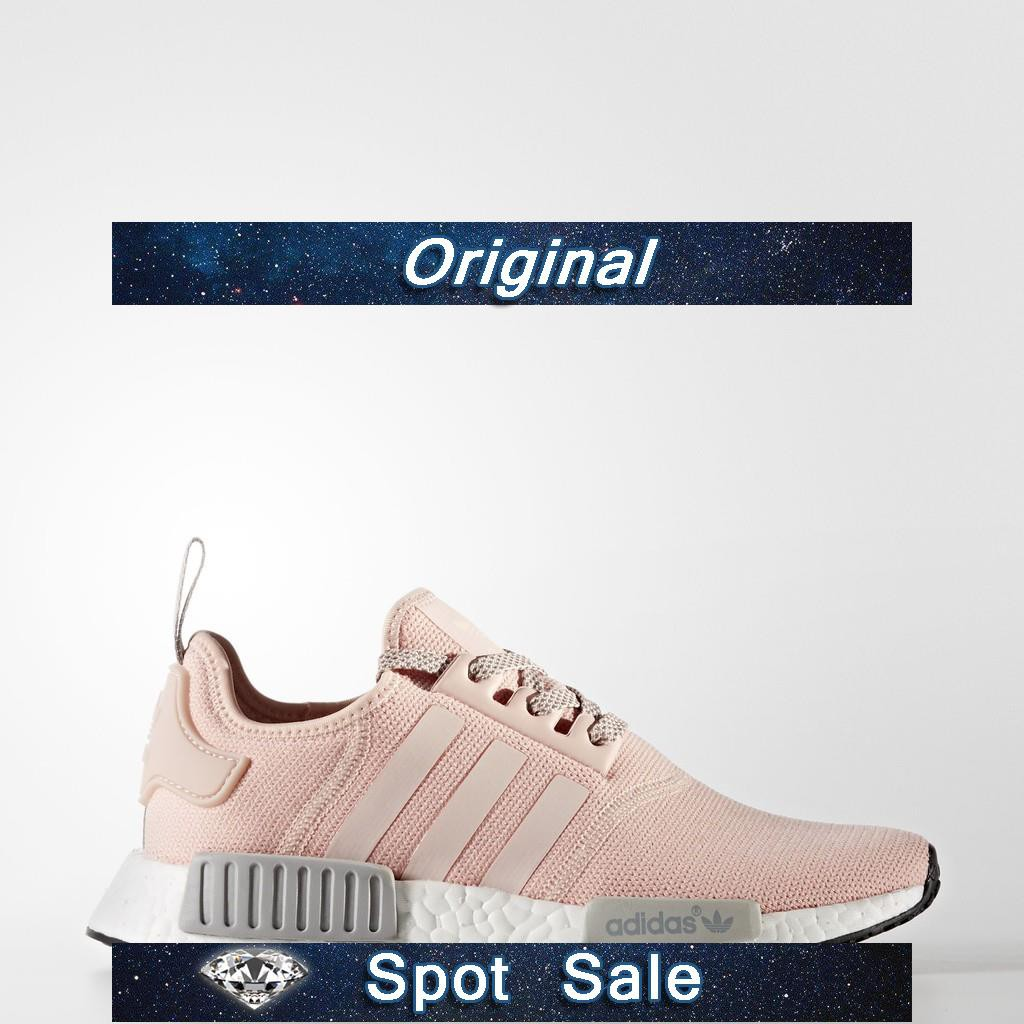 e5f5cacbcf6 In Stock UK4.5/5 NMD R1 Vapour Pink Onix READY STOCK 100% Original