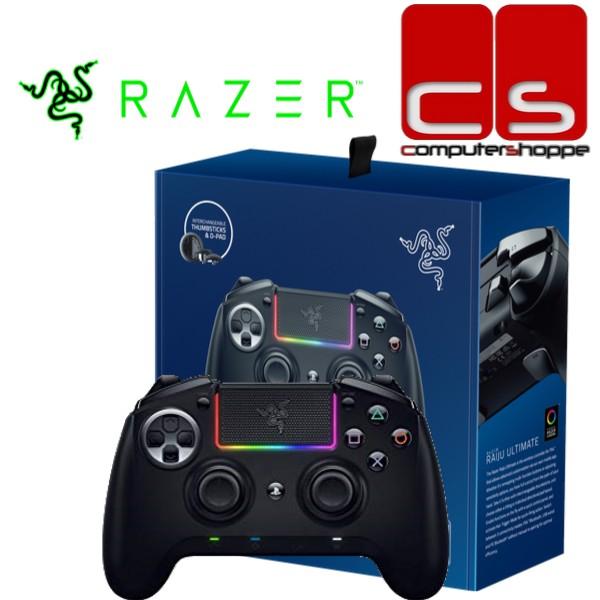Razer Raiju Ultimate Bluetooth Ps4 Pc Controller Shopee Singapore The raiju mobile isn't just for the new razer phone 2. razer raiju ultimate bluetooth ps4 pc controller