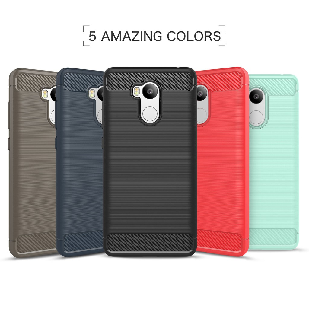 "Xiaomi Redmi 4A 5""Rugged Armor Resilient Anti-drop Case Cover"