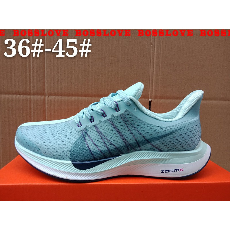 84c961bd586a5 Ready Stock   NIKE AIR ZOOMX PEGASUS 35 TURBO Cream-co