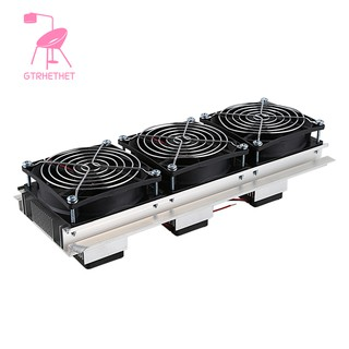 💮Semiconductor Radiator Thermoelectric Peltier Water Cooling Device