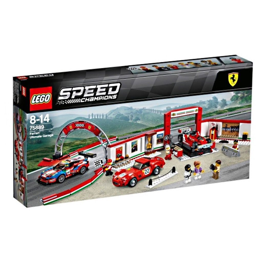 Lego 10264 Corner Garage Shopee Singapore