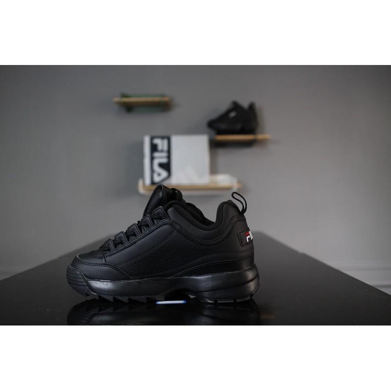 5090eeced69 FILA Disruptor II 2 women's Running Shoes sneaker Thicker leggings jogging  shoes | Shopee Singapore