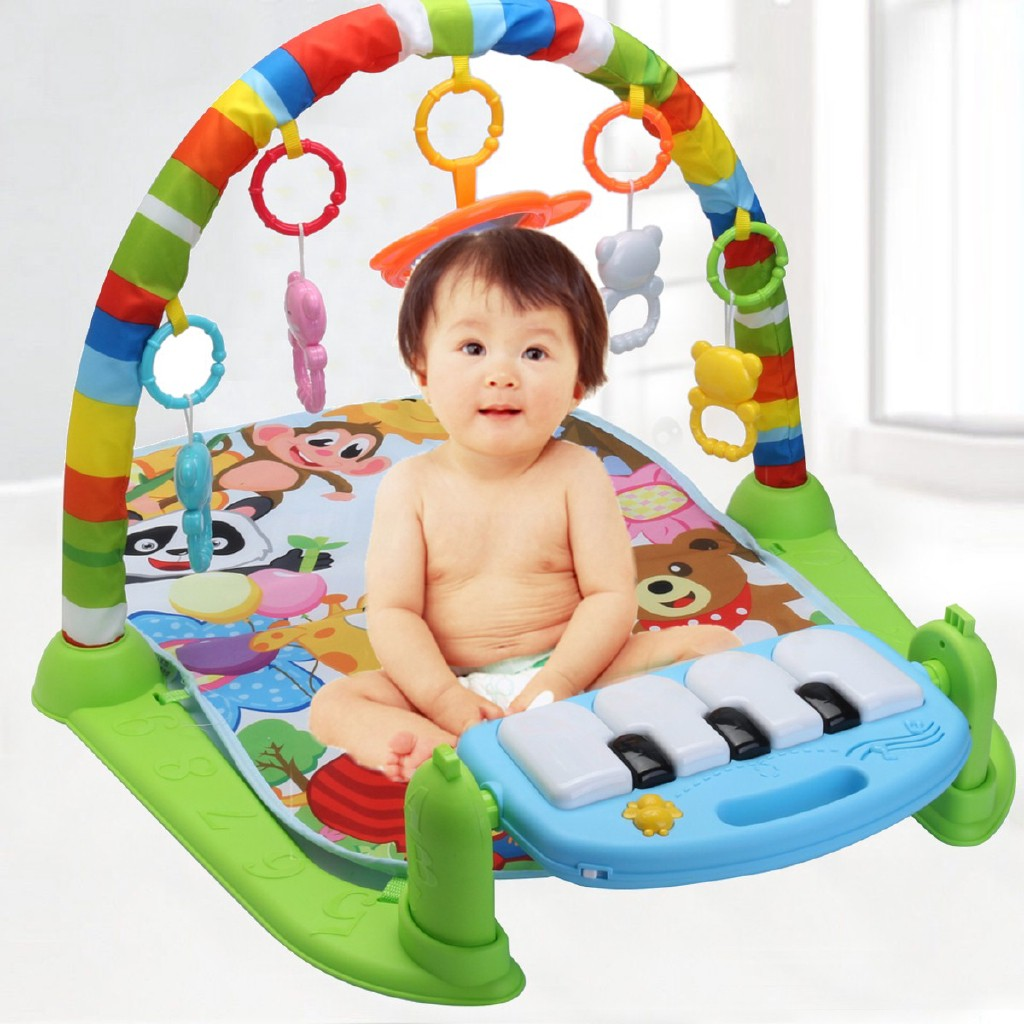 Play Mat Floor Puzzle Baby Foam Kids Soft Gym Crawling Toddler Activity Toy GD
