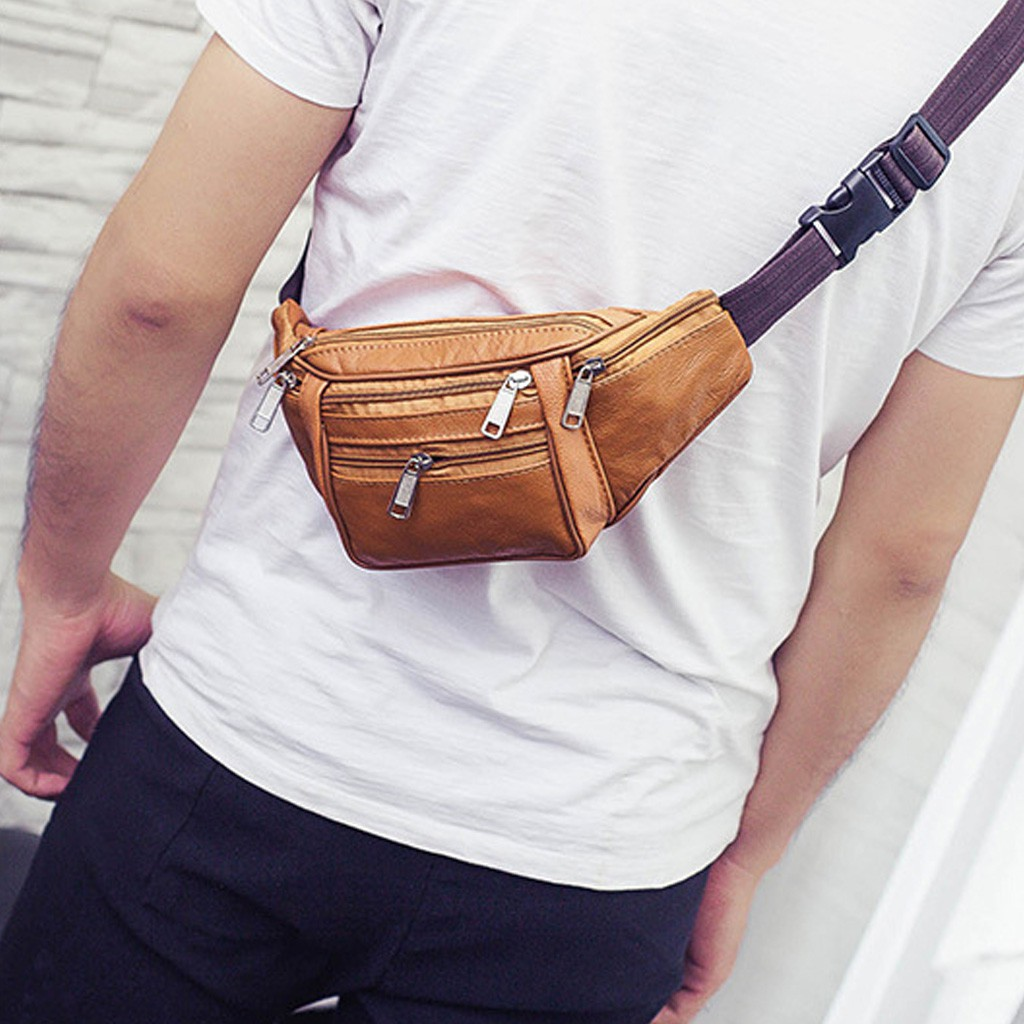 08aec61fab Novelty Fun Men Women Dad Bag Dad Bod Waist Bags Beer Fat Hairy Belly Fanny  Pack | Shopee Singapore