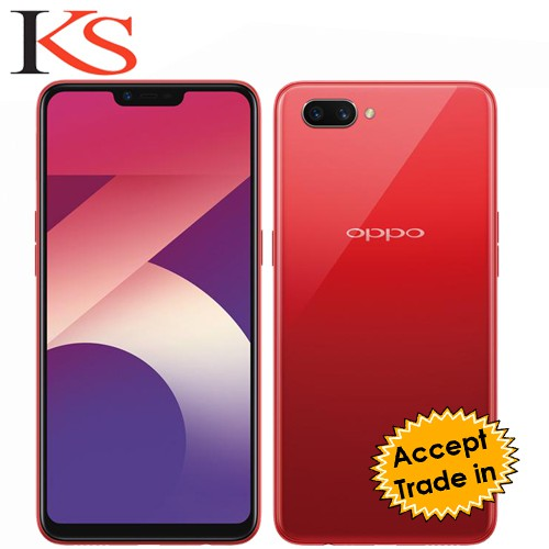 Oppo A3s 32gb 3gb Ram Telco Shopee Singapore