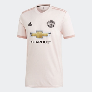 premium selection cde42 3806d 2019 New Season 2018/2019 MANCHESTER UNITED Pink Away ...