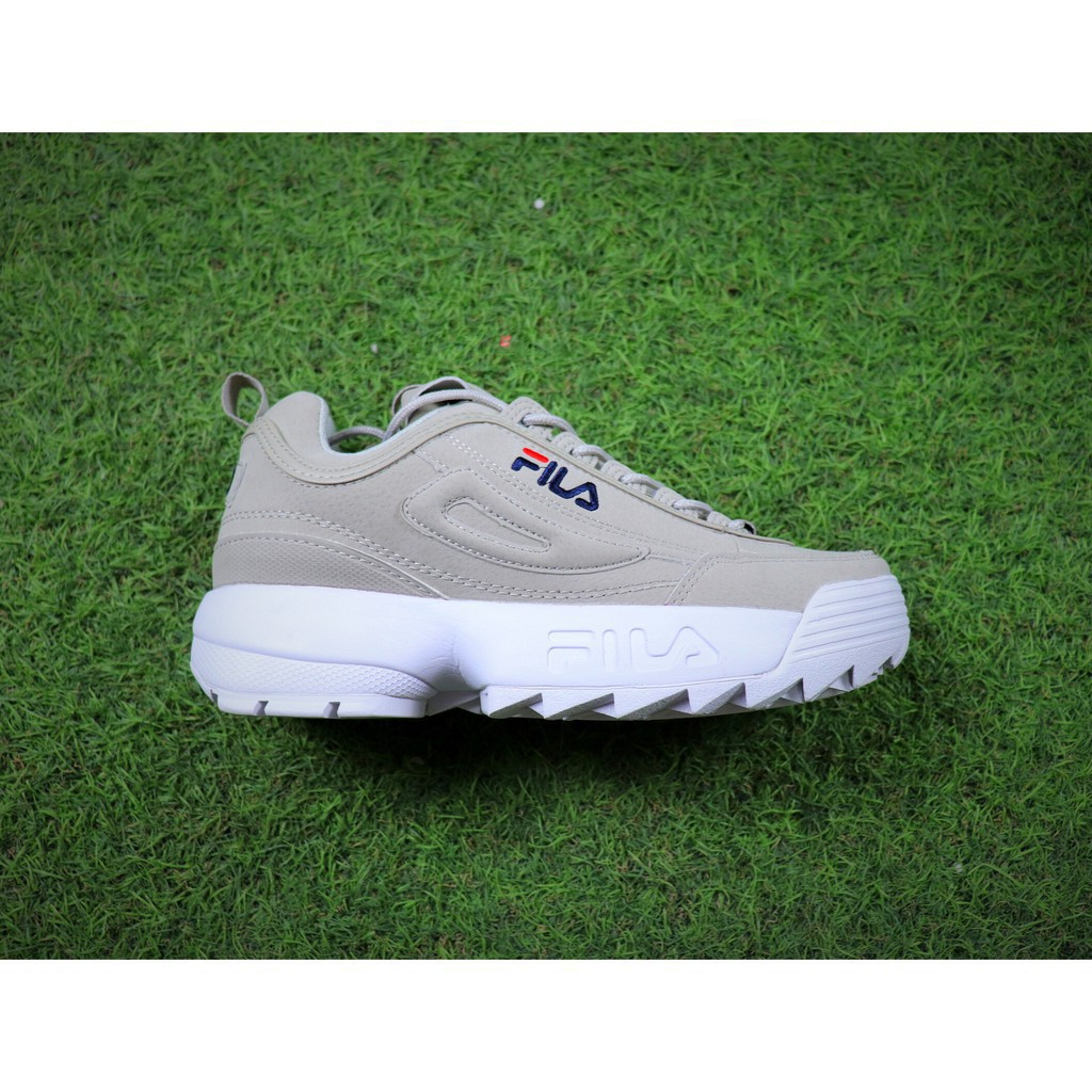 e82816987e25 FILA Disruptor II 2 large sawtooth thickened thick legs leggings jogging  shoes