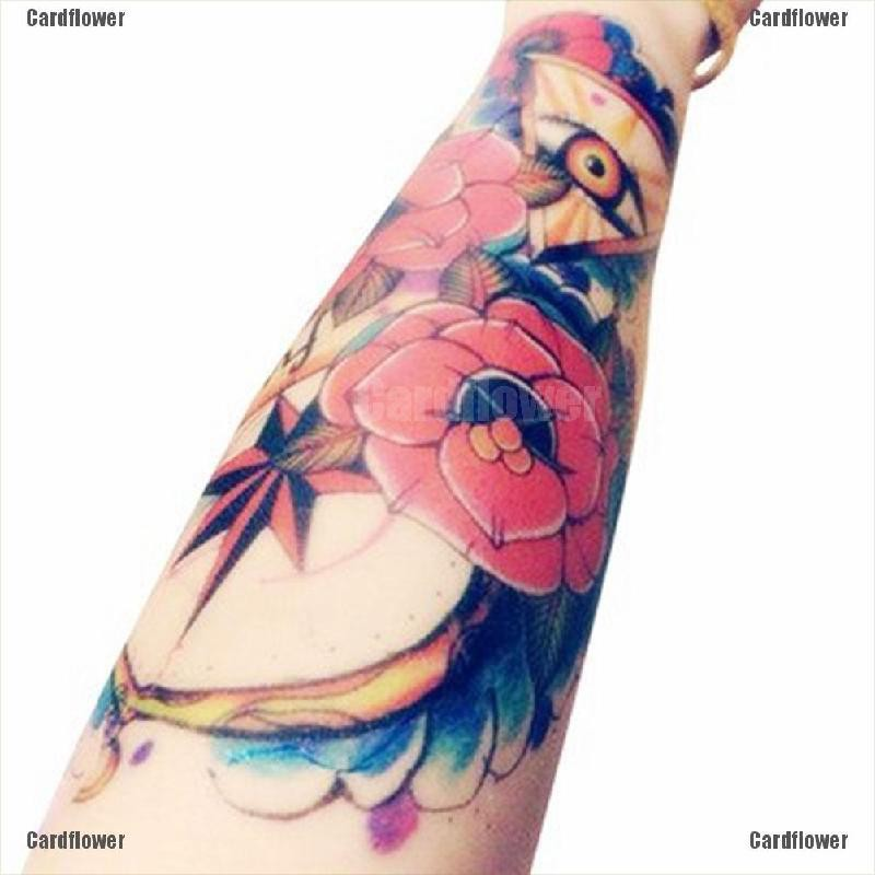 Easycoagulate Body Art Makeup Triangle Eyes Tattoo Waterproof Temporary Tattoo Stickers Shopee Singapore