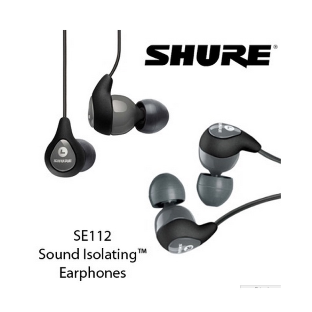 Shure Se215 Uni Sound Isolating Earphones With Remote Mic For Ios Bluetooth Headset Sport Hifi Bt 1 Androit Ampamp Apple Red Android Shopee Singapore