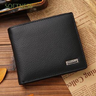 d76c361a642c Fashion Men's Credit Card Holder Coin Photo Wallet   Shopee Singapore