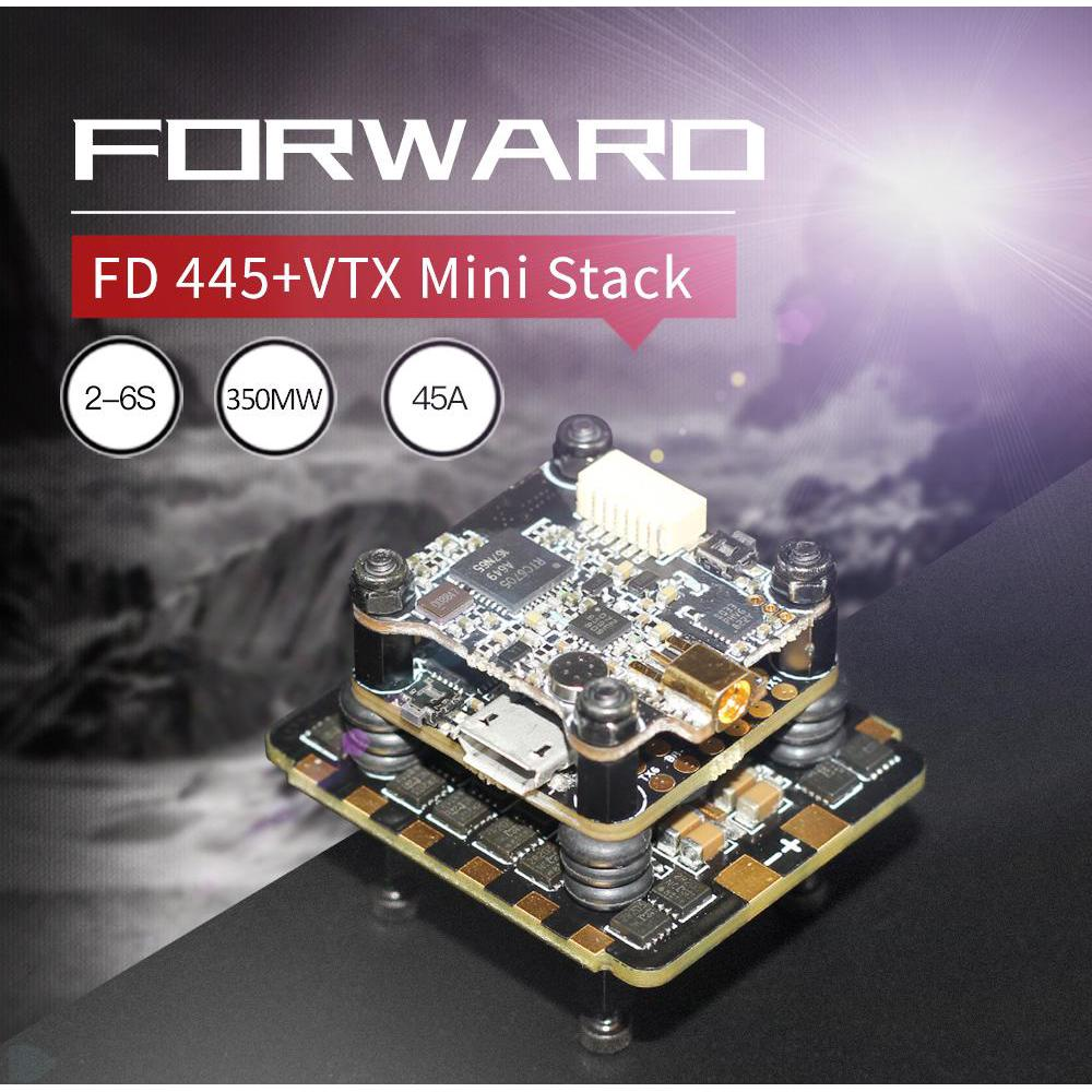 Eachine Stack-X F4 Flytower F4 Flight Controller Integrated OSD 40CH