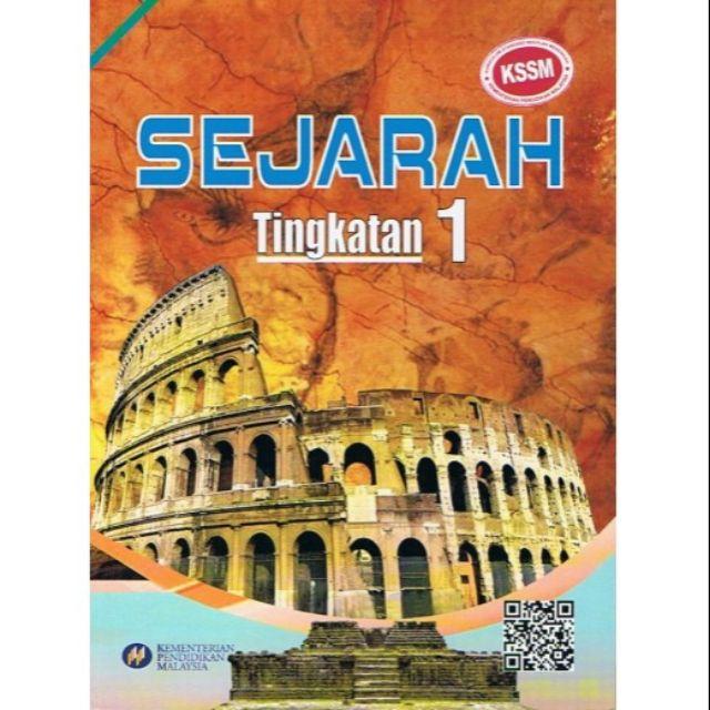 Buku Teks Sejarah Tingkatan 1 Kssm Pdf