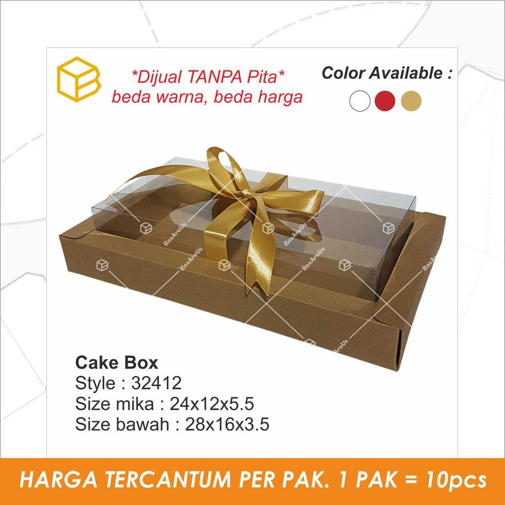 Mika Box Gift Box Jar Box Multipurpose Box Hampers Packaging 32412 10pcs Shopee Singapore