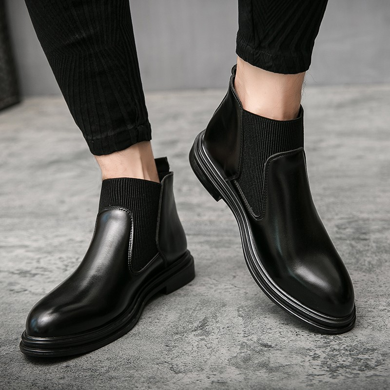 leather shoes for men Formal shoes men leather shoes men's leather boots  Men's boots Oxford Shoes men s business shoes leather shoe men formal shoe  men Leather boots men high boots men,boots