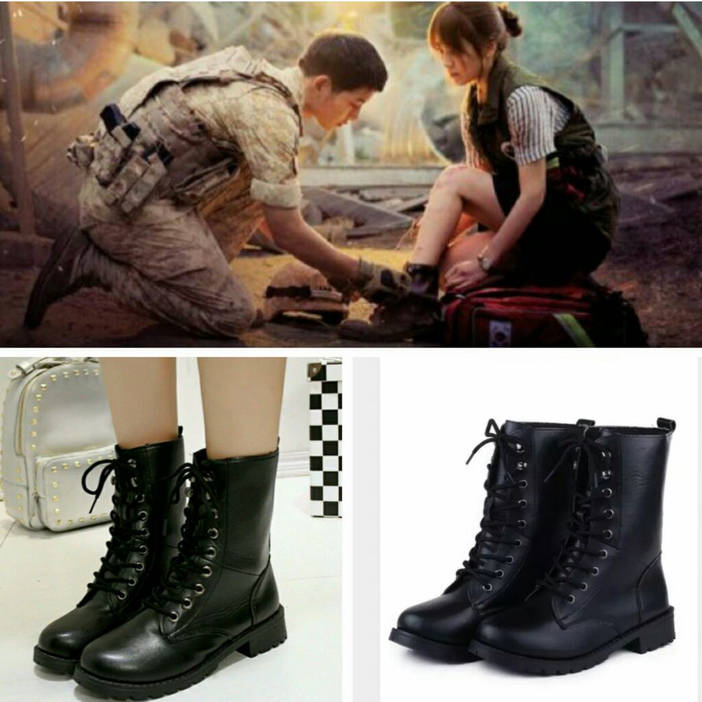 boots boots boots song