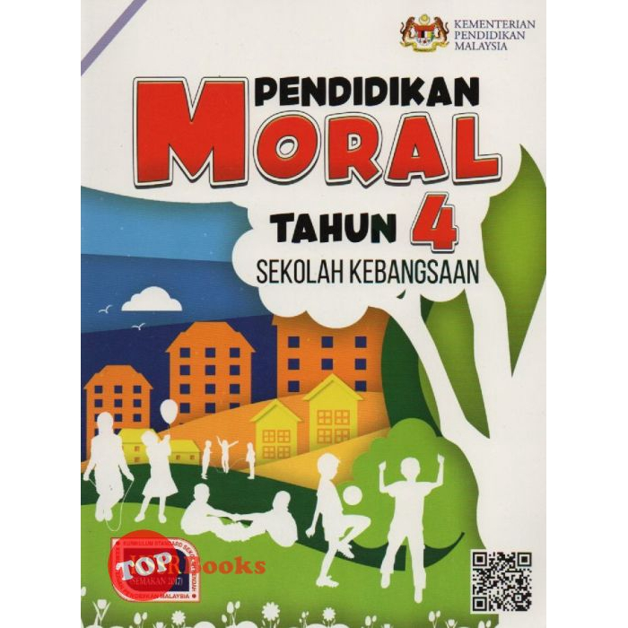 Dbp Buku Teks Kssr Pendidikan Moral Sekolah Kebangsaan Tahun 4 2019 Shopee Singapore