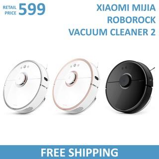 Xiaomi MiJia Roborock Robot Vacuum Cleaner 2 Local Warranty