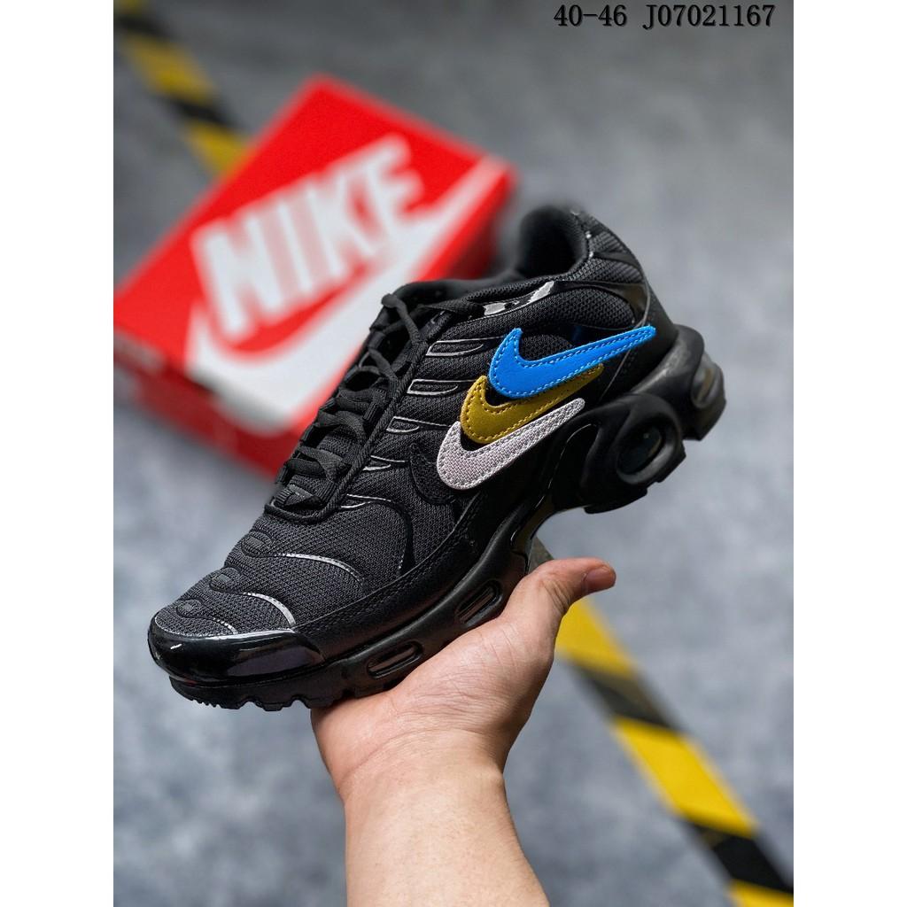 NIKE AIR MAX PLUS TN, Nike TN classic retro shoes | Shopee