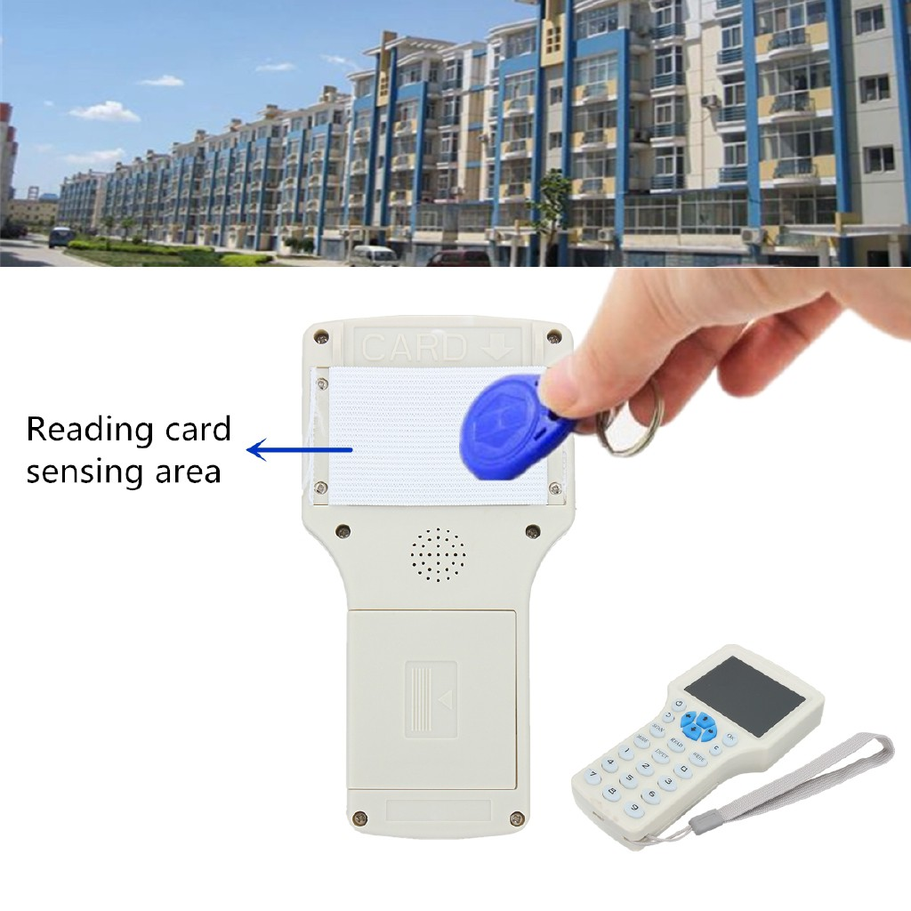 134.2khz Fdx-b Pet Microchip Portable Rfid Scanner/ Animal Rfid Tag Reader Excellent In Cushion Effect Back To Search Resultssecurity & Protection Control Card Readers