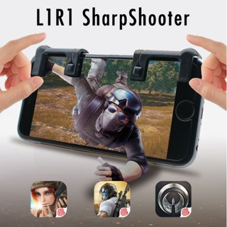 PROMO $6!!!! L1R1 Sharpshooter ROS PUBG Controller Clip FREE