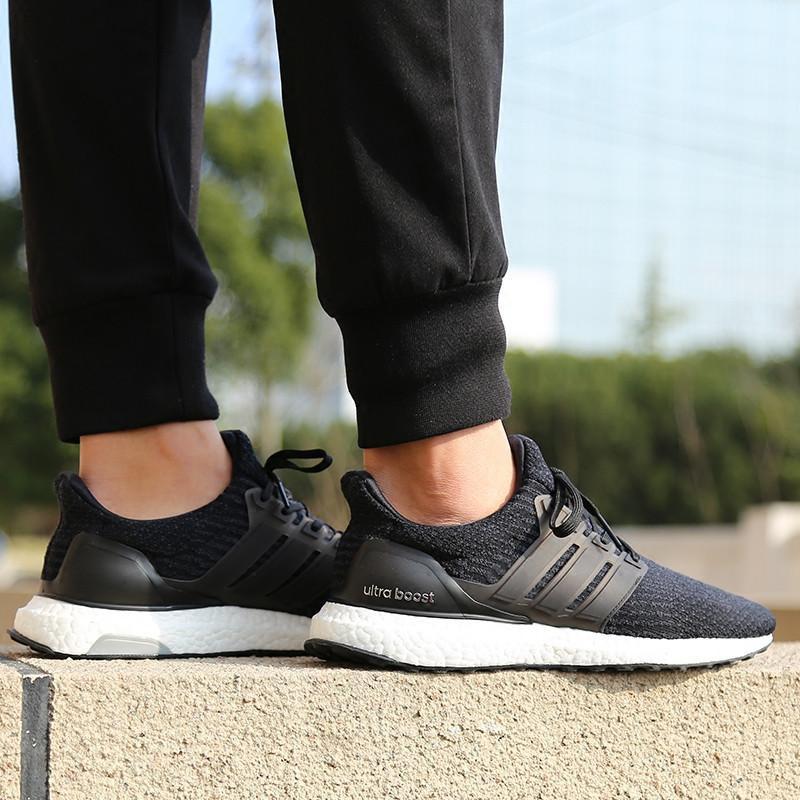 adidas Ultra Boost 3.0 Core BlackDark Grey BA8842