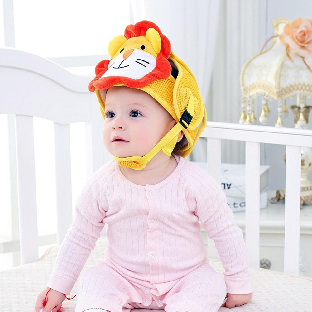 Baby Bedding Back To Search Resultsmother & Kids Baby Toddler Drop-resistance Breathable Headrest Baby Head Protection Back Pad Shatter-resistant Pillow Anti-collision Head Cap