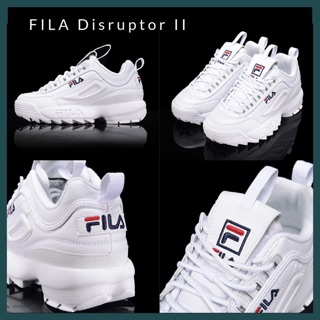 Authentic from Korea | FILA Heritage Disruptor II