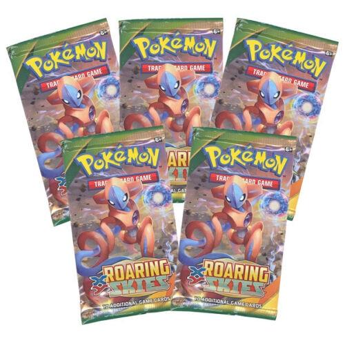 Pokemon XY Roaring Skies Booster Box Factory Sealed.~XY6-36pk Box~English!