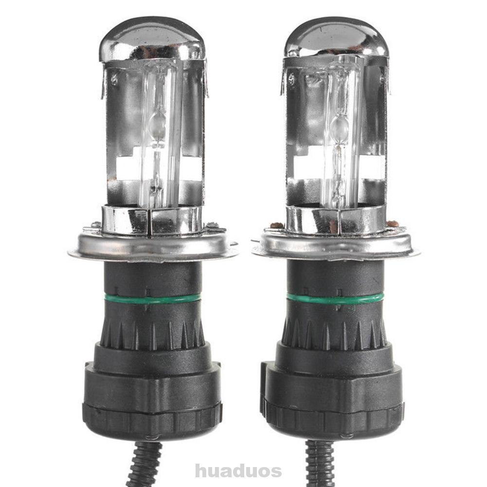 Headlight Kit 55w H4 Warning Slim Ballasts Wiring Harness