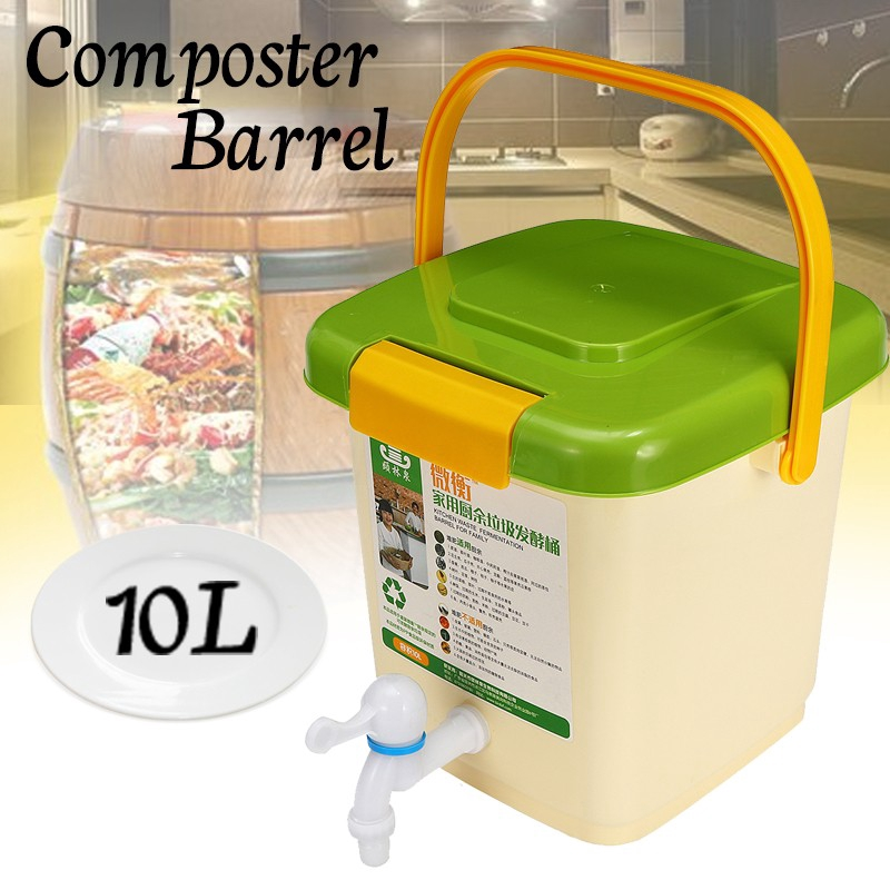 Food Waste Recycle Composter Barrel