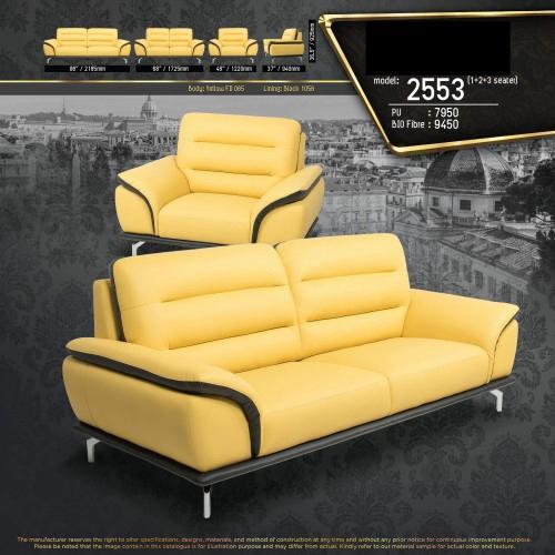 Leather Sofa Lounge Chair Living Hall