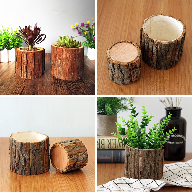 Kitchen Window Herb Garden Indoor Wooden Trough Box Planter Seeds Plant Pot Shopee Singapore