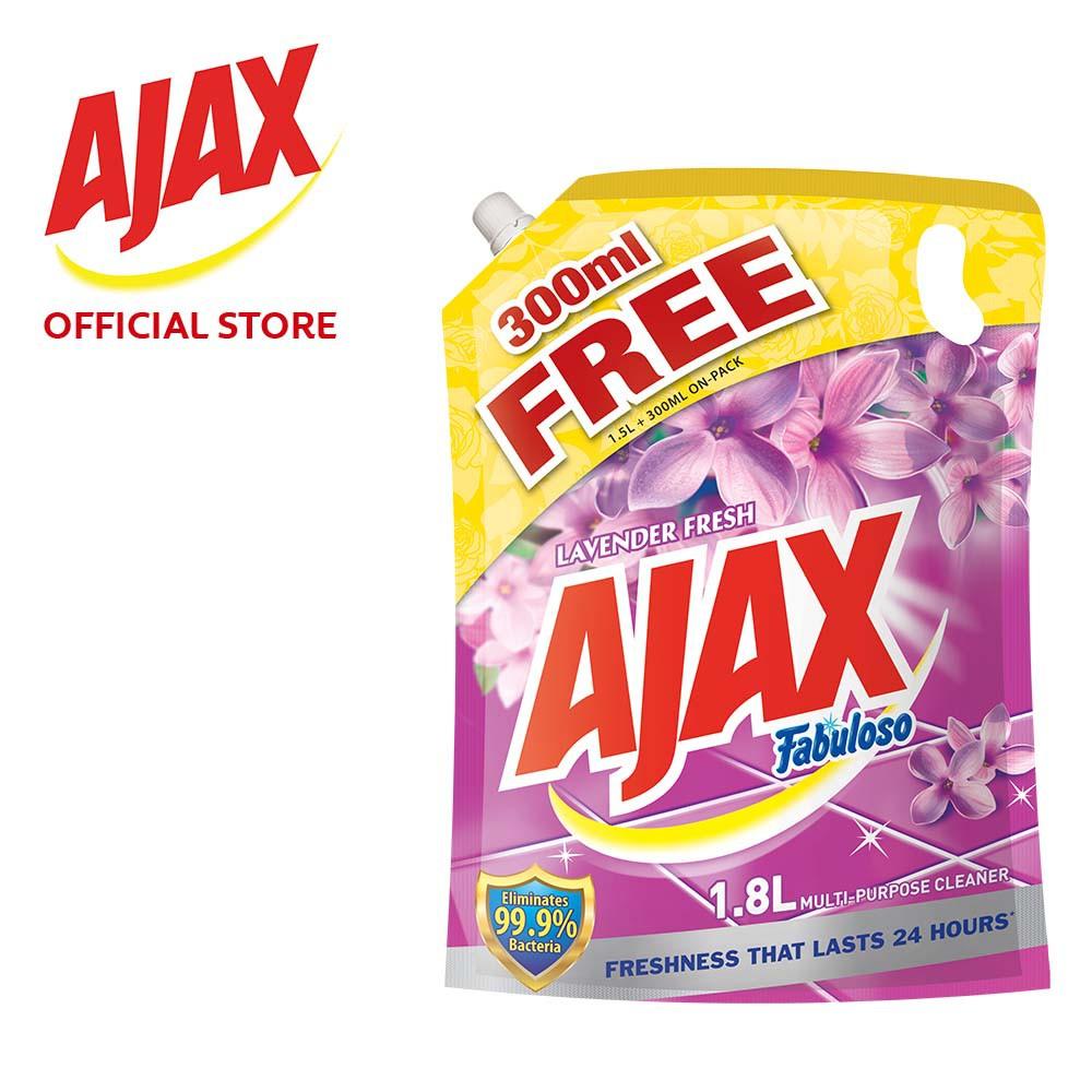 Ajax Fabuloso Lavender Multi Purpose