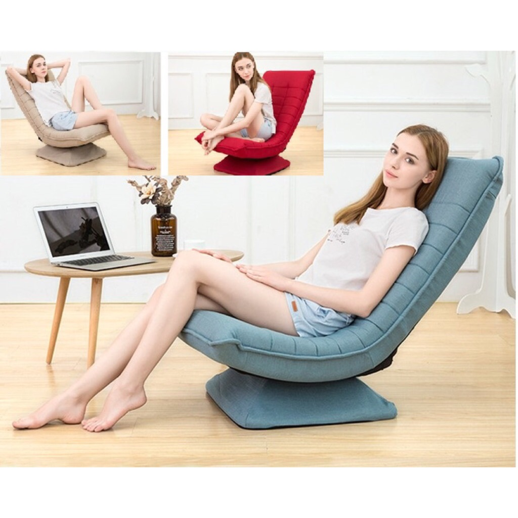Tremendous Free Delivery 360 Swivel Lazy Sofa Multi Fold Lazy Chair Gamerscity Chair Design For Home Gamerscityorg