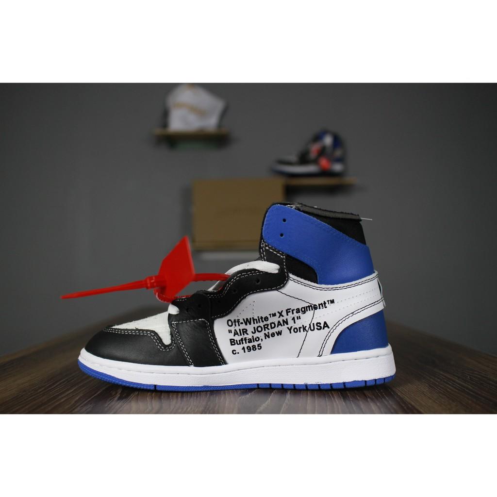241948e7853bc0 Nike Air Jordan 1 X Off White AJ1 Limited Edition Limited Men s Basketball  Shoes