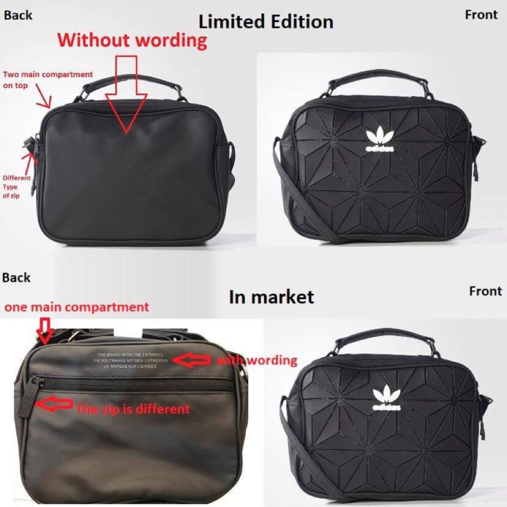 2018 Edition Adidas 3D Roll Top Backpack   Shopee Singapore 55d40cd11b