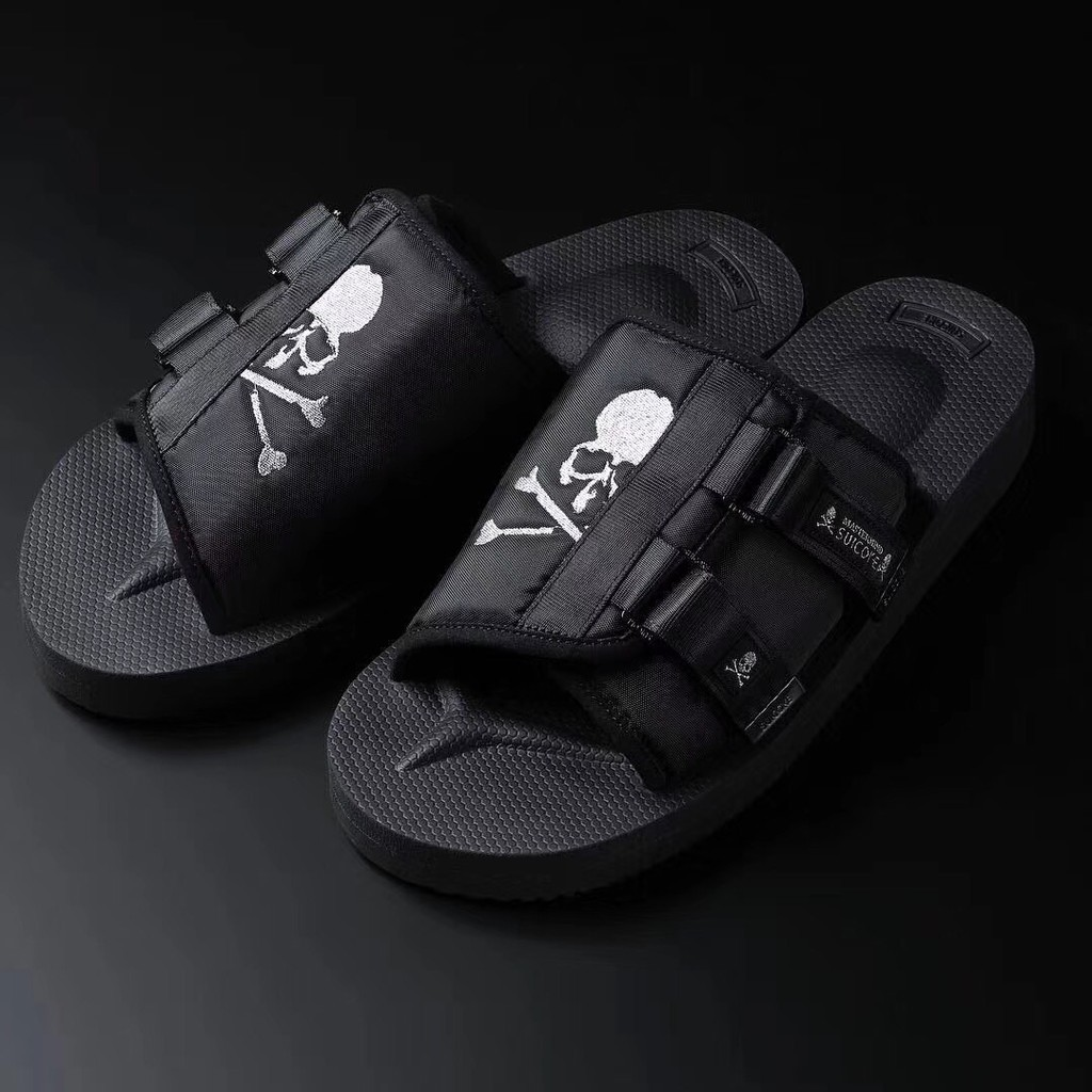 Asli NEW BALANCE logo SD3205GR2 36-44 Sandals Slipper  4f89bfd43