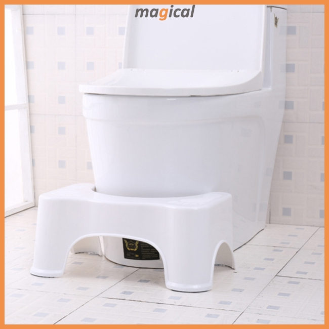Potty Help Prevent Constipation Bathroom Toilet Aid Squatty Step Foot Stool For Shopee Singapore