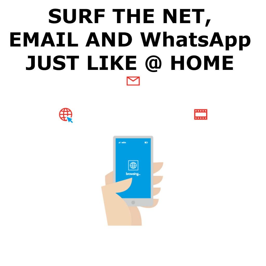 Usa America Prepaid Sim Card Att T Mobile Verizon Shopee Hongkong 10 Days 4g Fup 5gb Singapore