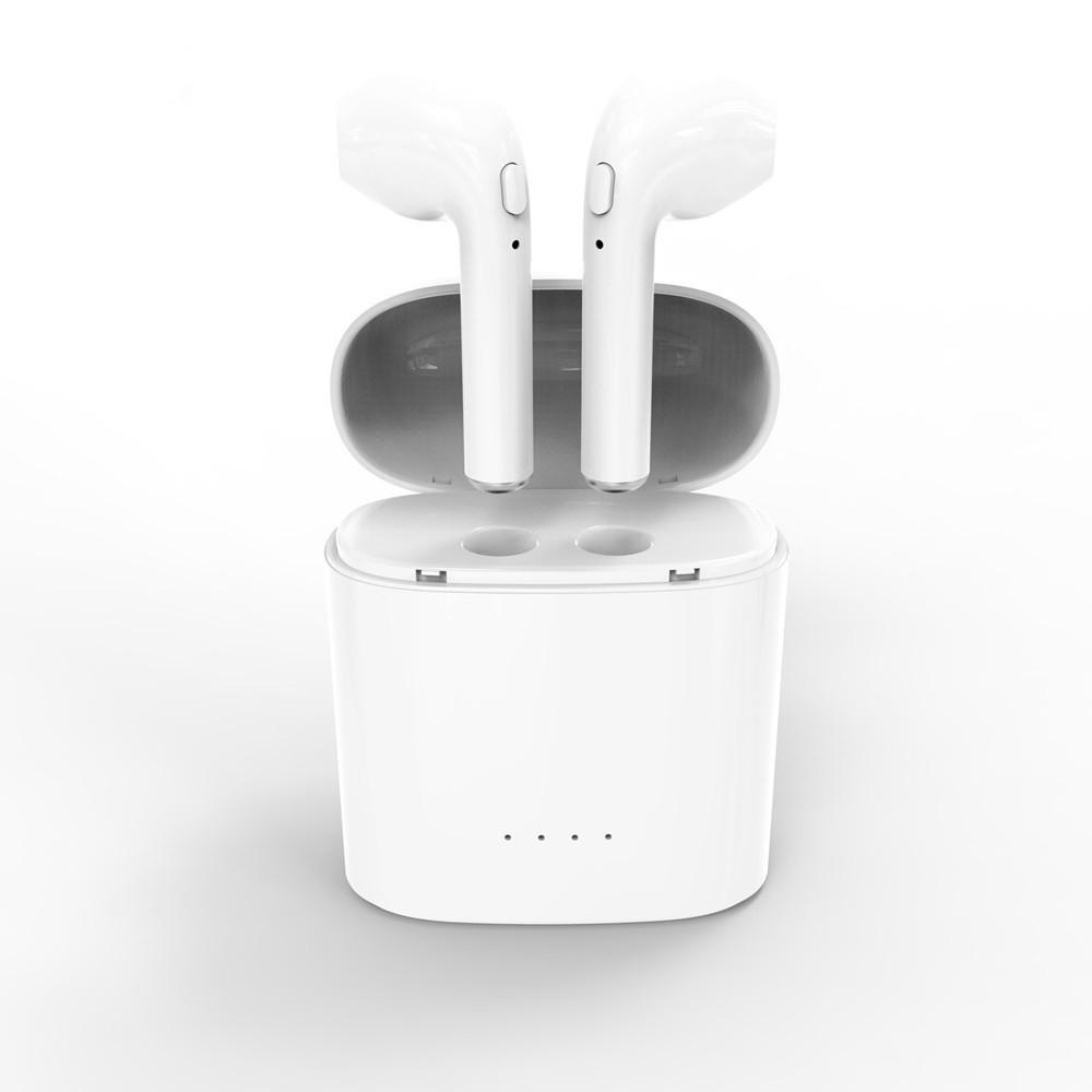 e24e72ba1c1 FDL HBQ I7 TWS Twins Wireless Earphone Earbuds Mini Bluetooth V4.2 | Shopee  Singapore