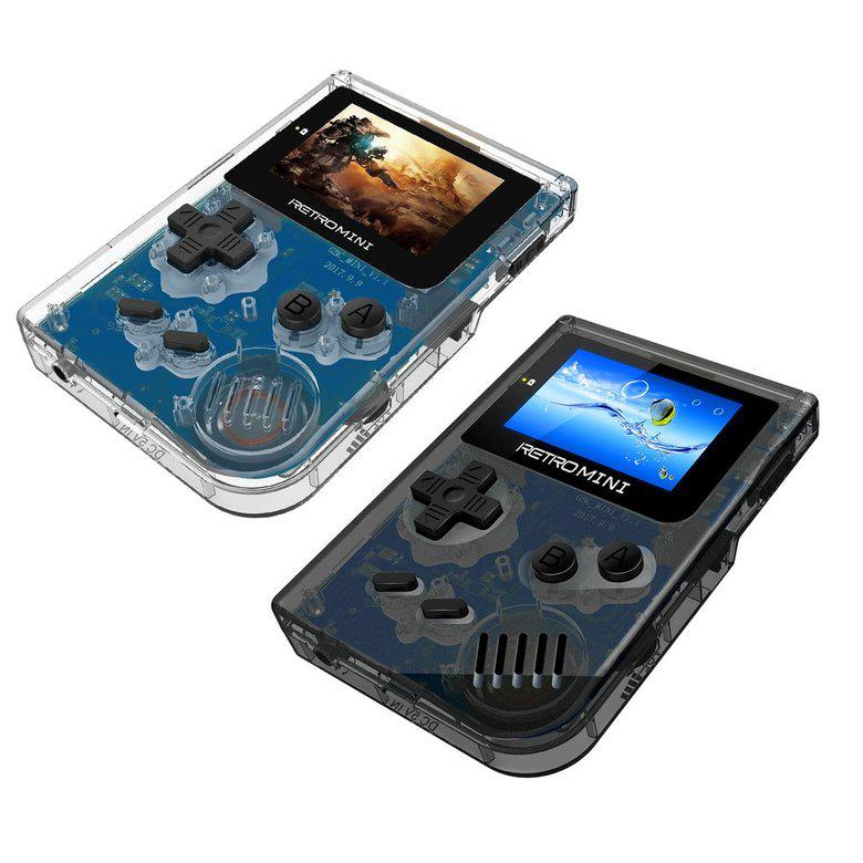 ★Classic Appearance Lithium Battery 32 Bit Compact Size Retro Game Console
