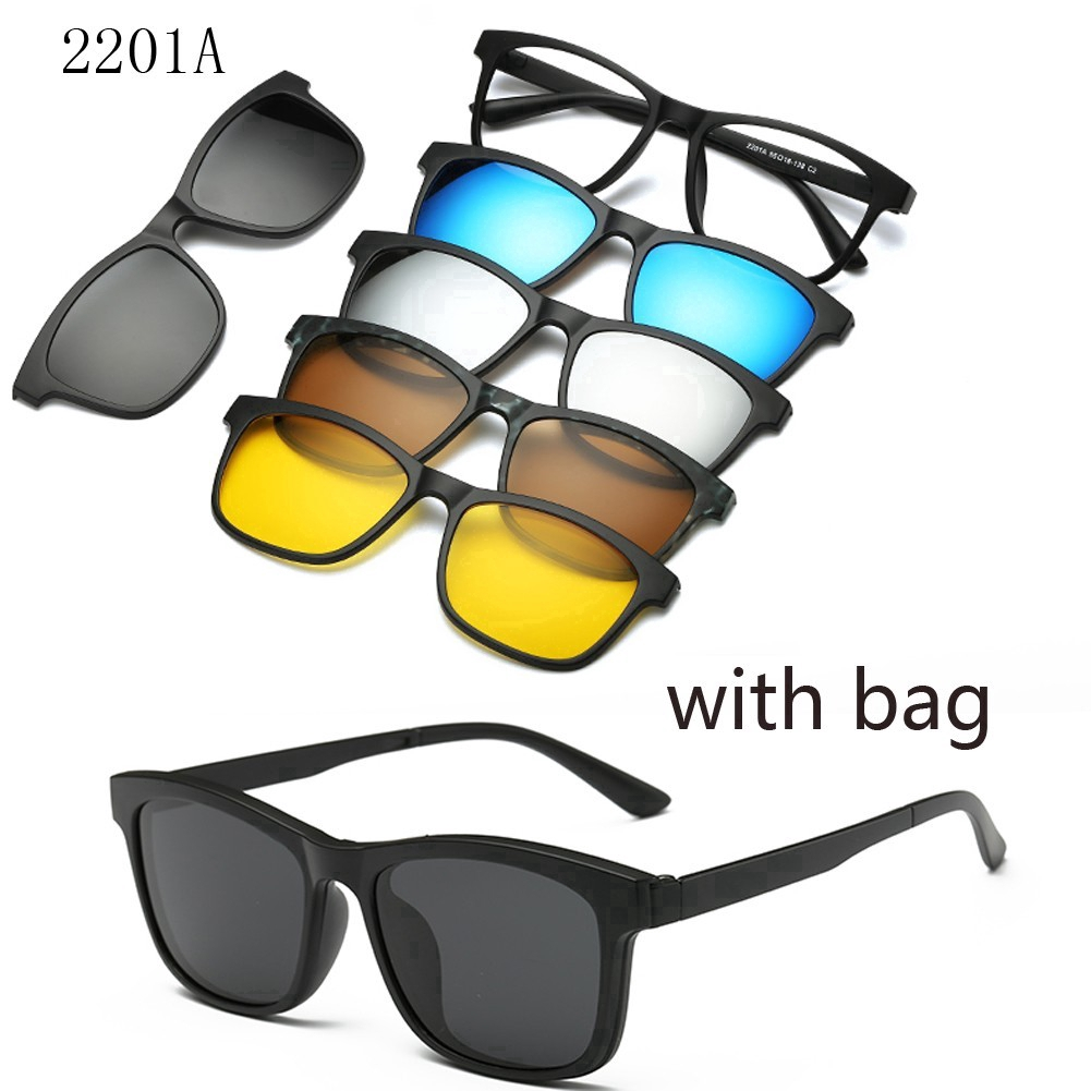 aa8d1cd1d3732 PRSR Glasses Fashion HD Polarized Sunglasses Diamond Sunglasses ...