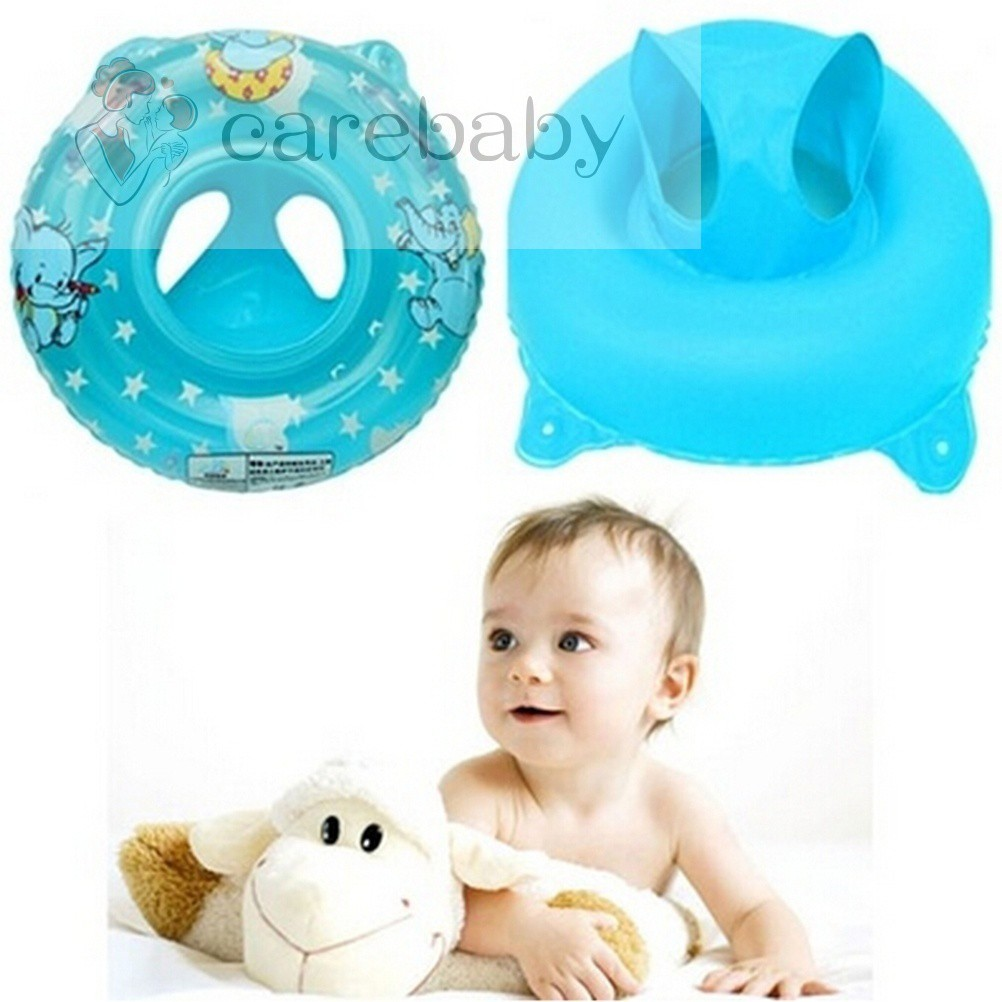 311cb0602 Baby Swimming Neck Float Inflatable Ring Safety Infant Bath Aids ...