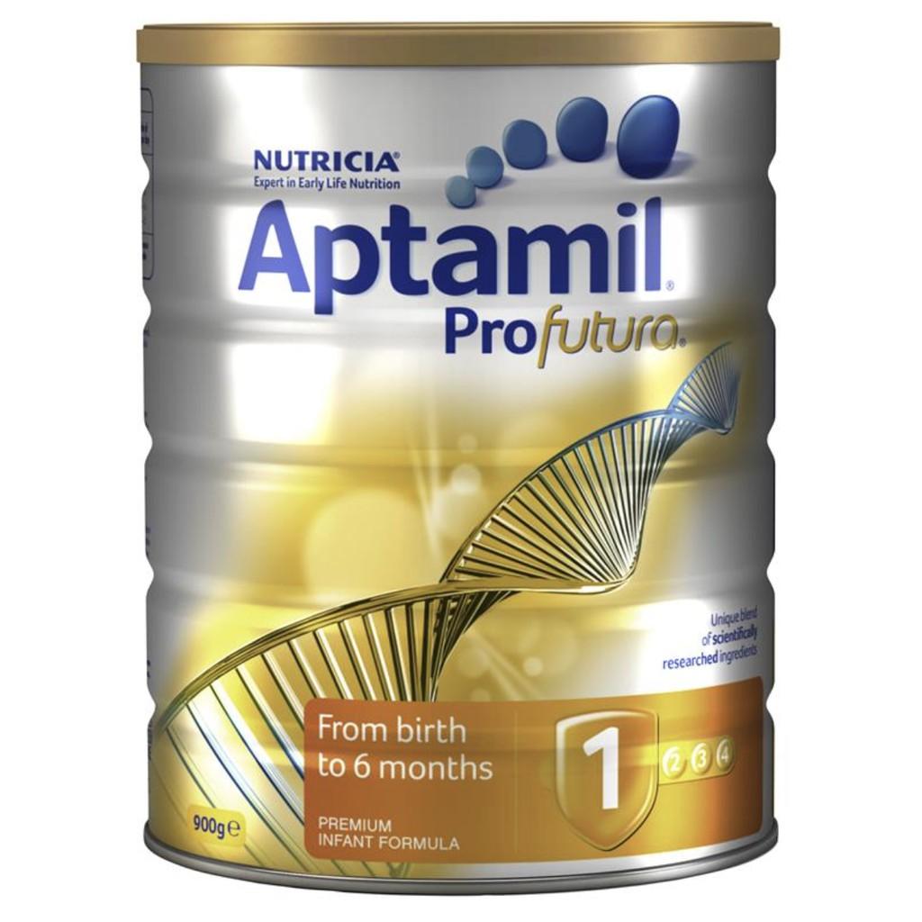 [x3 Tins] Aptamil Profutura Infant Formula 0-6 months 900g