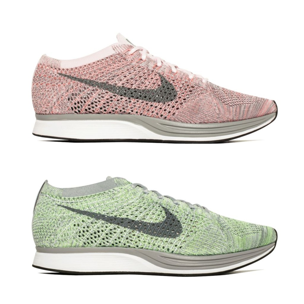 ae6512baa058 ProductImage. ProductImage. Nike Flyknit Racer Macaron Pack