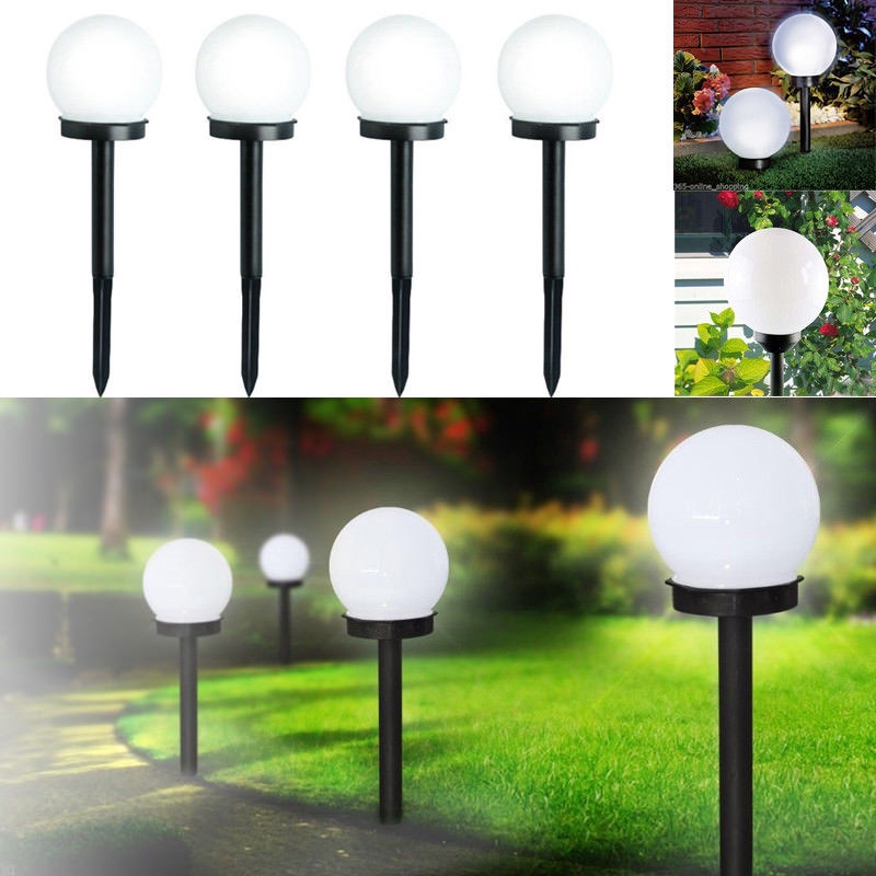 New Yard Landscape 2heads Outdoor Powered Rose Flower Garden Path Way Cloth Plastic Road Decoration Solar Led Rose Lamp Shopee Singapore