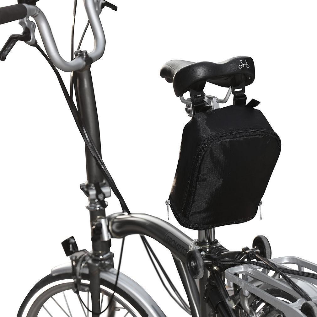 RockBros Folding Bike Loading Package Bag for Brompton Folding Bike Black Bag