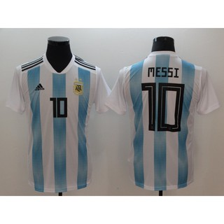 huge selection of 120db 86f24 TH***new arrive adidas 2018 world cup Argentina messi home blue soccer  jersey S